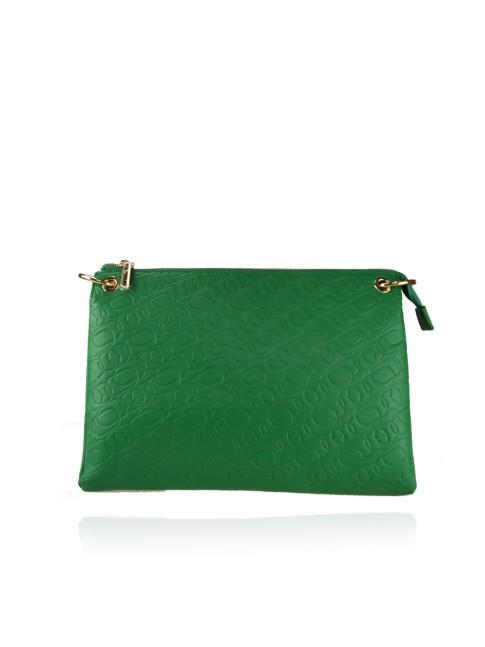 Woman sythetic leather shoulder bag