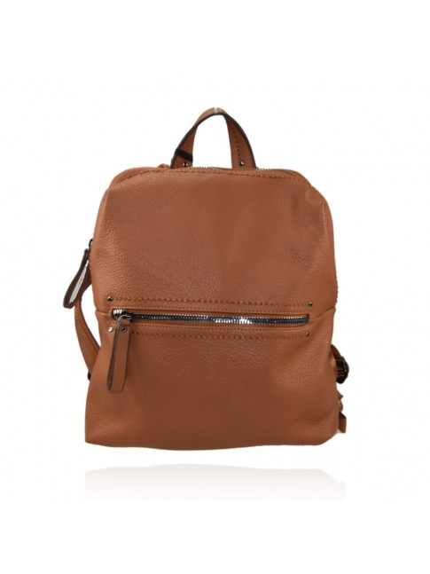 Woman  backpack synthetic leather