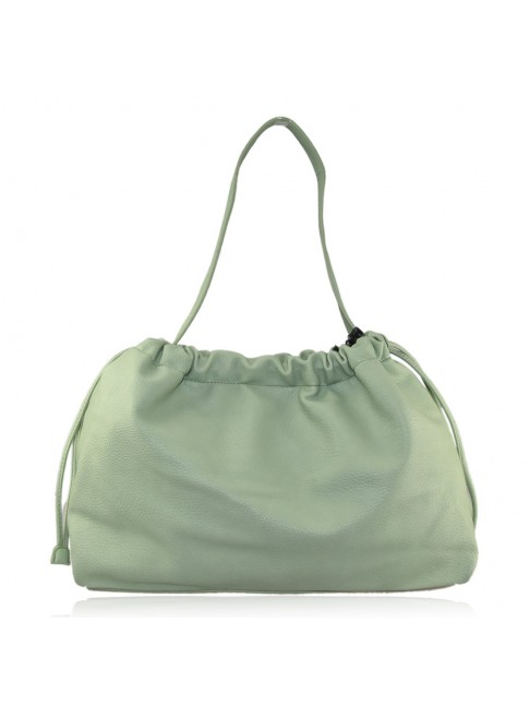 Woman synthetic leather bag - H0098