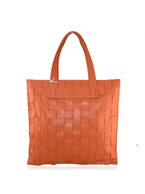 Woman synthetic leather bag - PF489