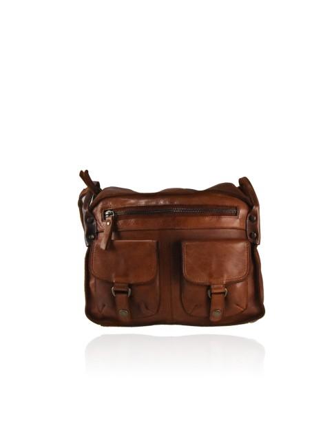 Borsa shopping donna in pelle laminato - FL29832