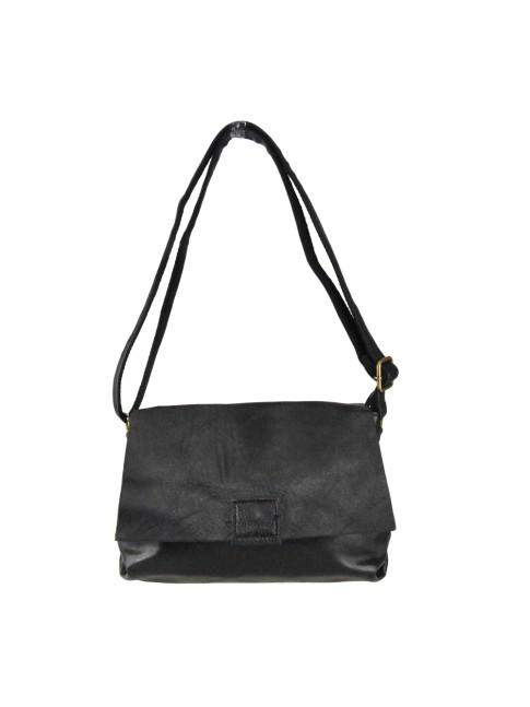 Woman leather shoulder bag - YL38842