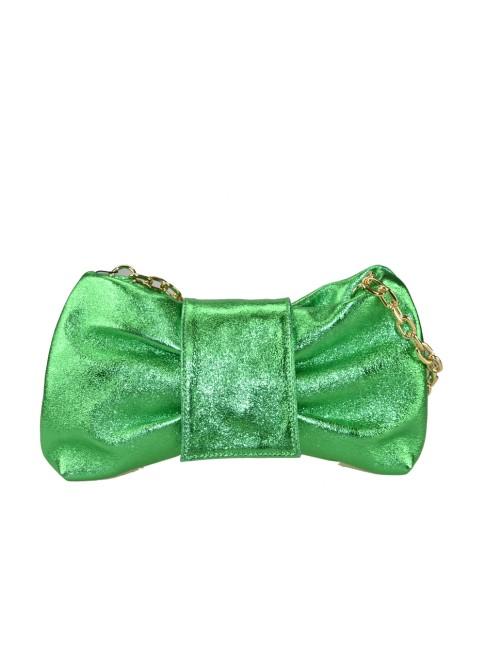 borsa shopping piccola  in pelle intrecciata - AY42846