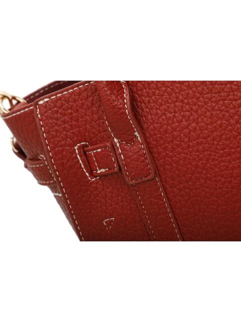 Woman leather shoulder bag - KJ29832
