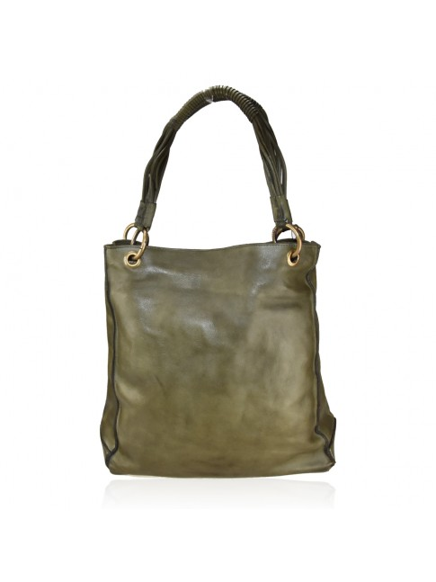 Woman washed leather bag - PB63869