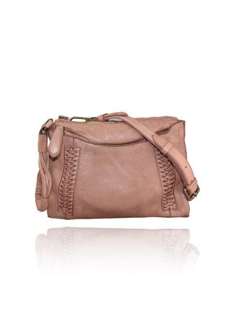 Woman washed leather bag - PT39843
