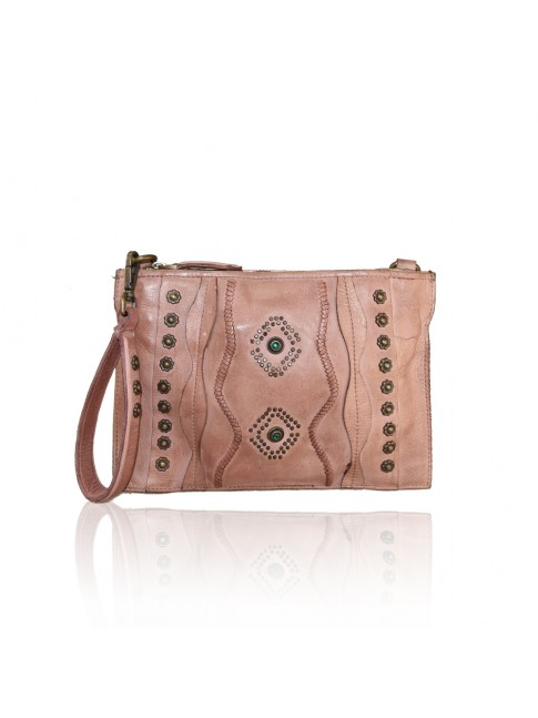 Woman washed leather bag - PV39843