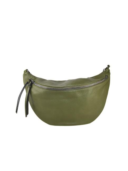 Woman leather shoulder bag - IQ48853
