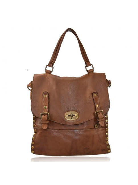 Convertible shoulder bag in backpack vintage - ZZ58864