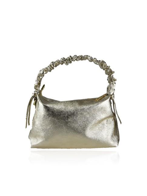 Woman leather shoulder bag - TB38842