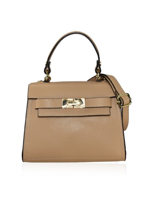 Woman leather hand bag - ZG29832