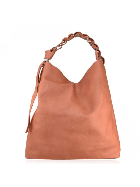 Woman synthetic leather bag - PF444