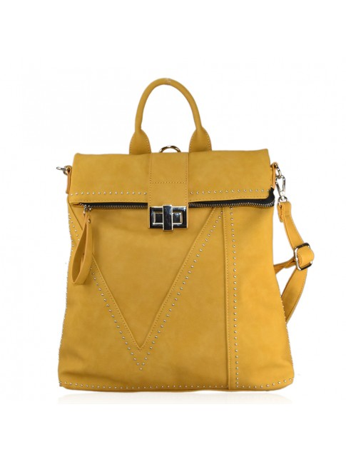 Woman  backpack synthetic leather - H0131