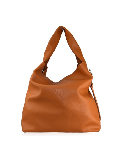 Woman synthetic leather bag - LK145