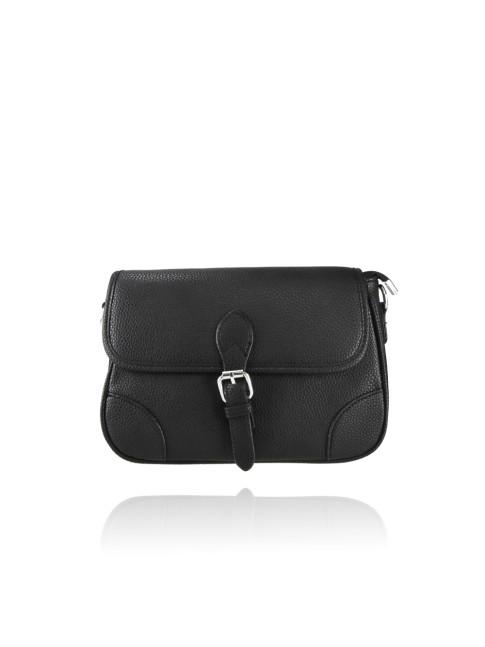 Woman vintage leather shoulder bag - NQ49854