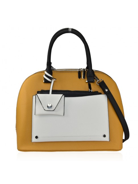 Borsa donna a mano in similpelle - 4384