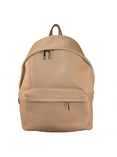 Leather backpack made italy - WD39843