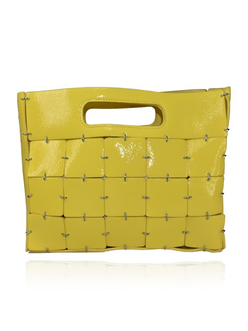 Woman synthetic leather bag - PF614