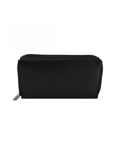 Woman leather wallet - 7089