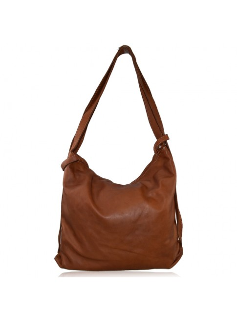 Convertible shoulder bag in backpack vintage - QZ45850