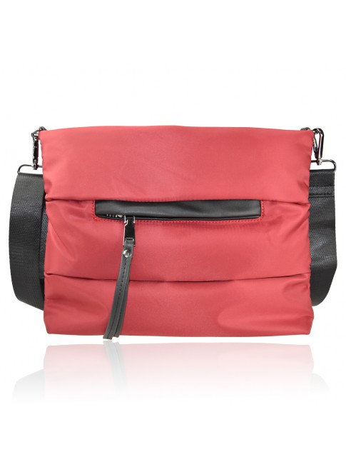 Woman sythetic leather shoulder bag - BS20-022