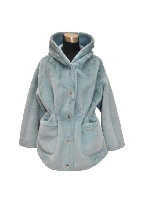 Woman vintage leather shoulder bag with fringes - BF35838