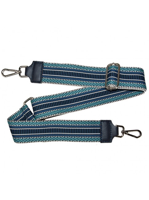 Leather & textie strap for bag - TR101