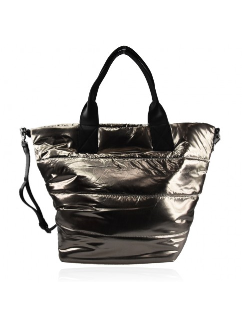 Woman sythetic leather shopping bag - PF630