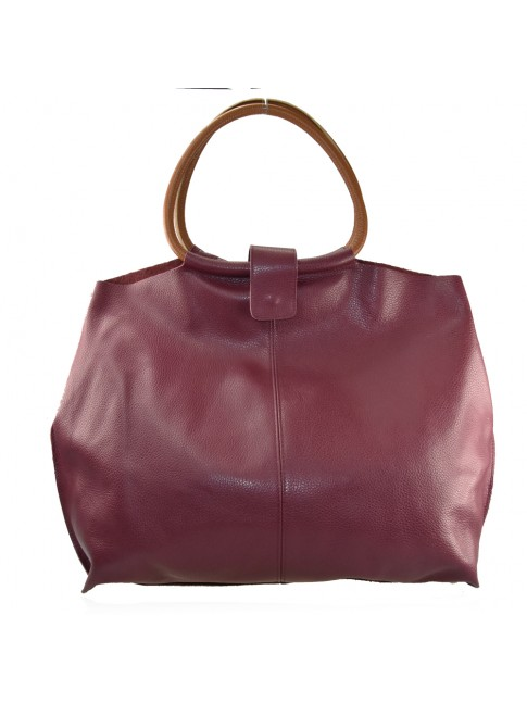 Borsa a spalla donna in pelle - MR39843