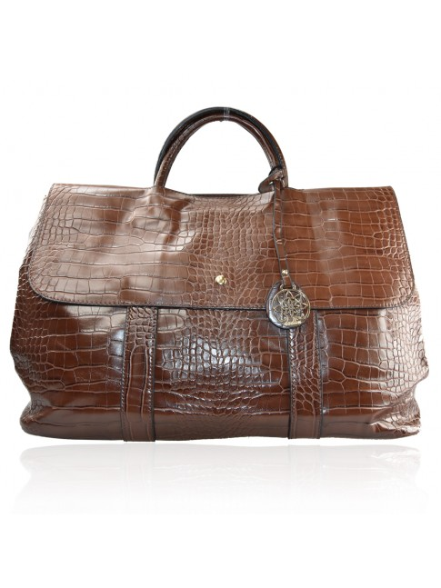 Woman synthetic leather bag - 522AL