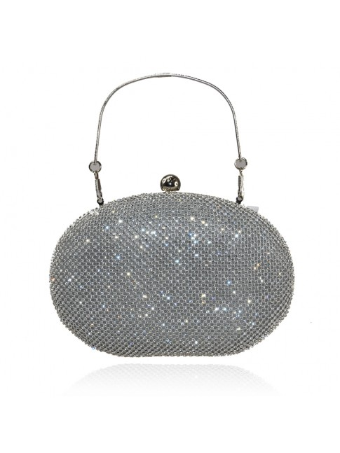 Woman clutch with chain - V4063