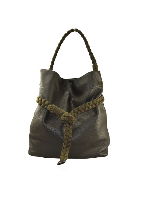 Woman sythetic leather bag - PF649