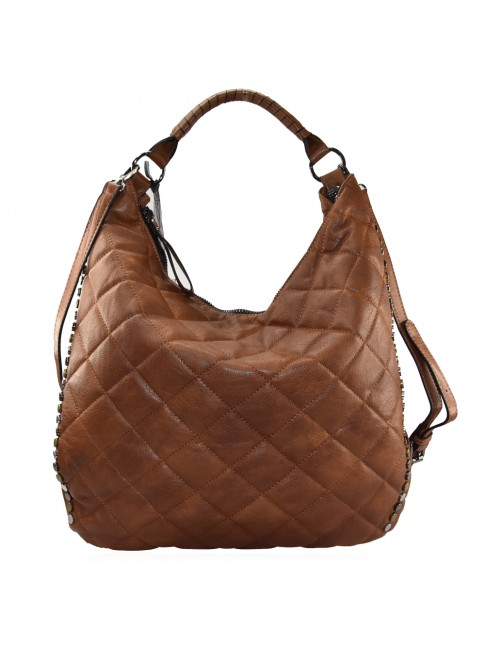 Woman sythetic leather bag - LK631