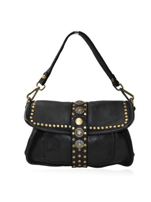 Woman washed leather bag - ZR45850