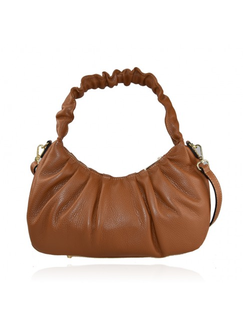 Woman leather shoulder bag - DB32835