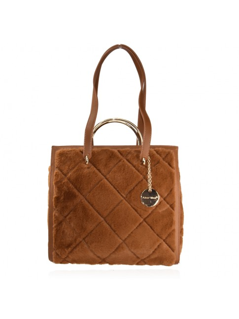 Woman synthetic leather bag - BO1619