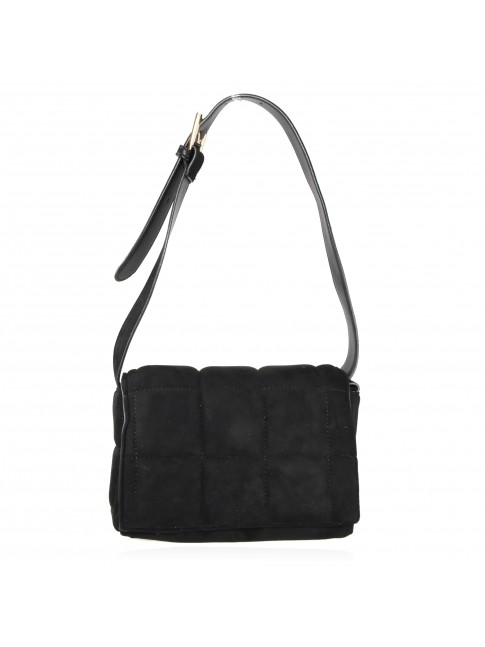 Woman synthetic leather shoulder bag - BO512