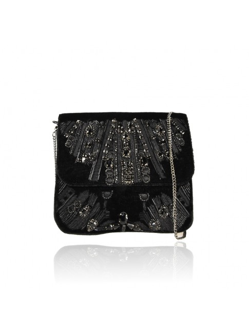 Woman clutch with strap - BO400