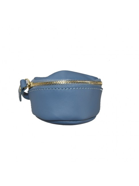 Leather bracer - pochette made italy - LY10811