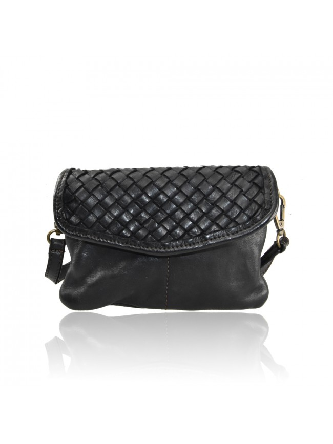 Woman washed leather bag - ZB25827