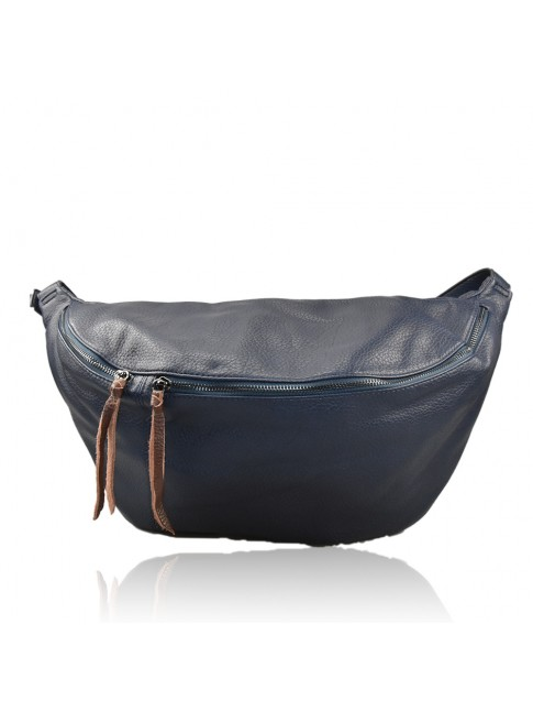 Synthetic leather bag - pounch