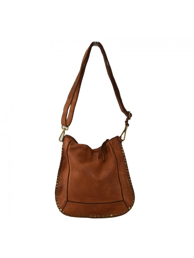 Woman washed leather bag - ZS35838