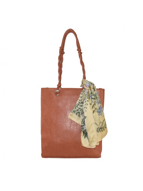Borsa shopping donna in ecopelle - PF500