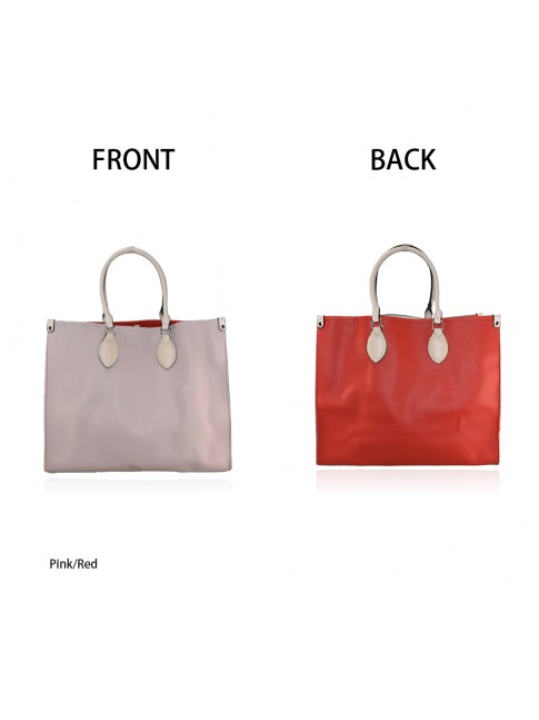 Woman synthetic leather bag - 19028