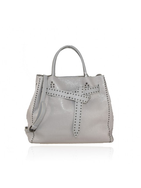 Synthetic leather bag with shoulder strap - PF700