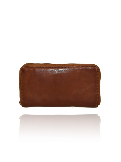 Woman washed leather wallet - 1302