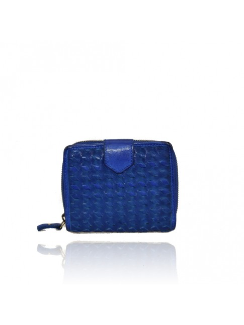 Woman washed leather wallet - 1207