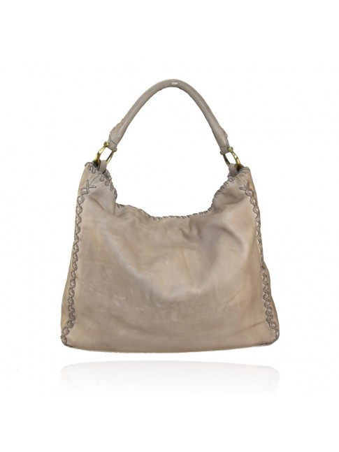 Woman washed leather bag - TL58864
