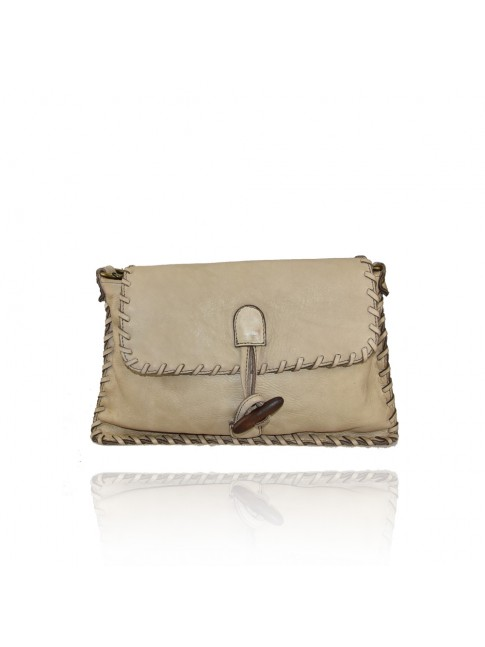Woman washed leather bag - SB37841