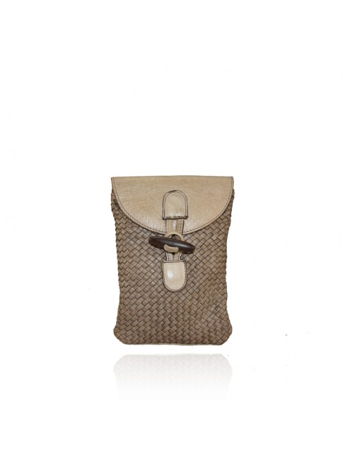 Woman washed leather bag - SC27830